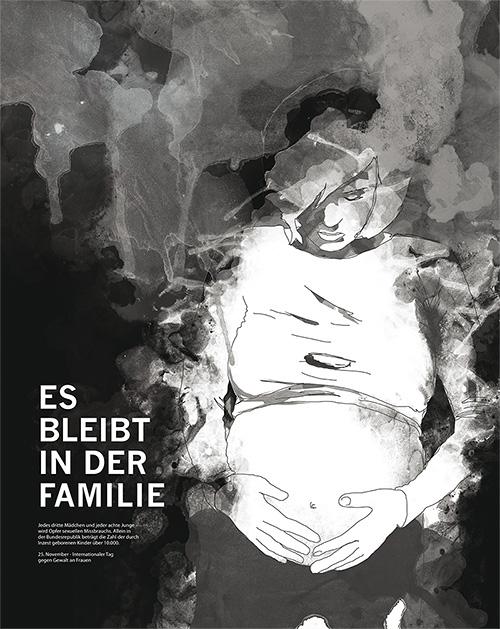 Vergewaltigung in der Familie