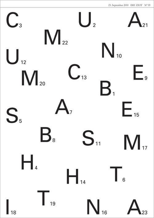 Buchstaben suchen mit Mama
